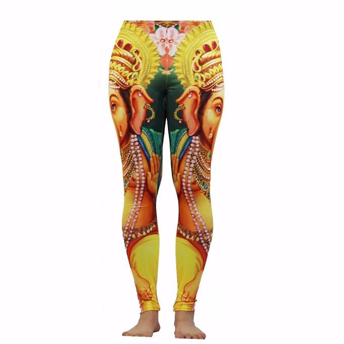 Upset Hindus urge Madrid online-retailer to withdraw Lord Ganesha leggings & apologize