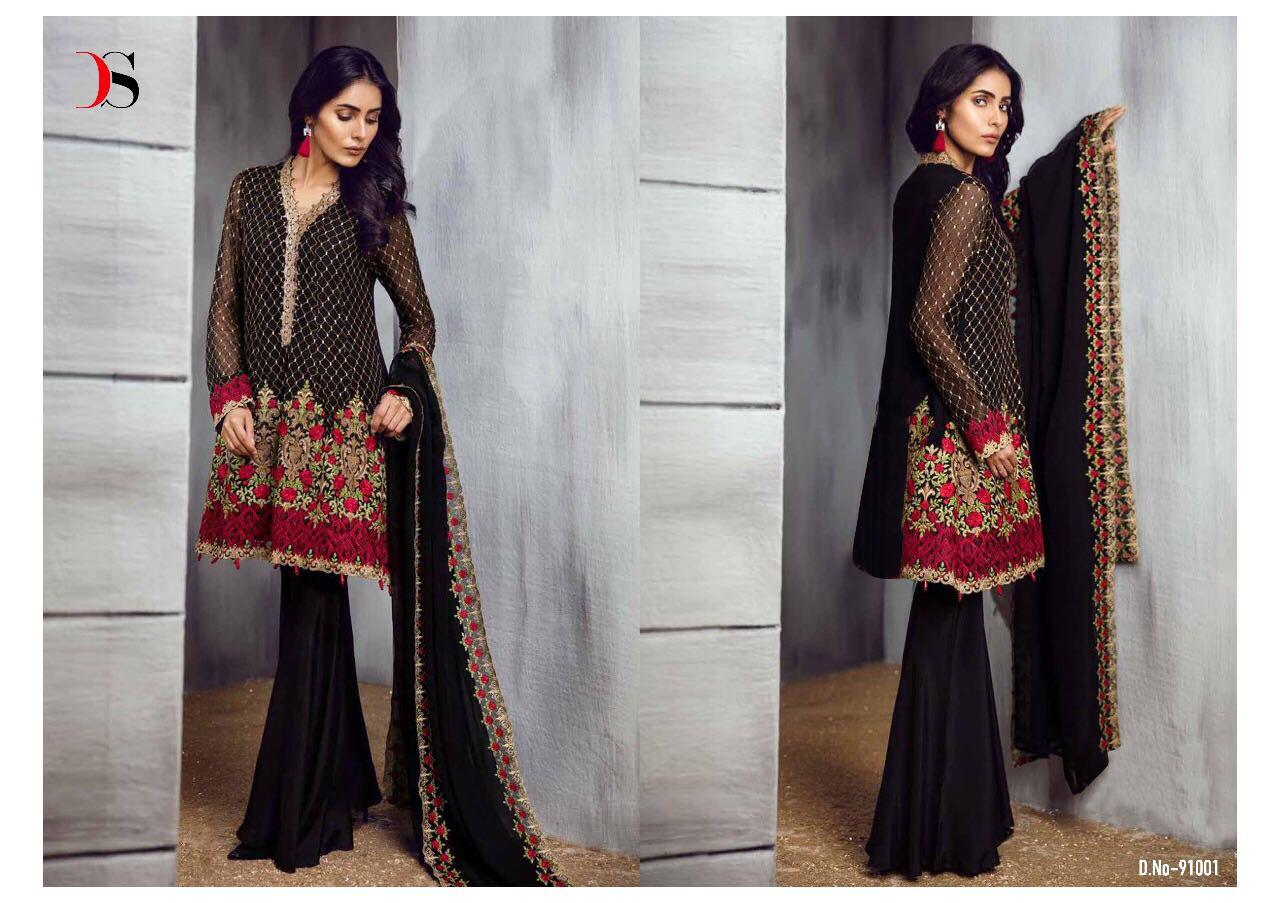 Deepsy suits afsana salwar kameez collection