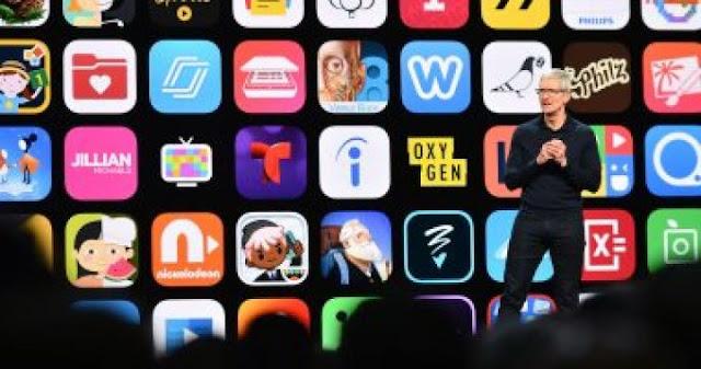 آبل تكشف رسميا عن نظام iOS 12 الجديد خلال فعاليات مؤتمر WWDC18