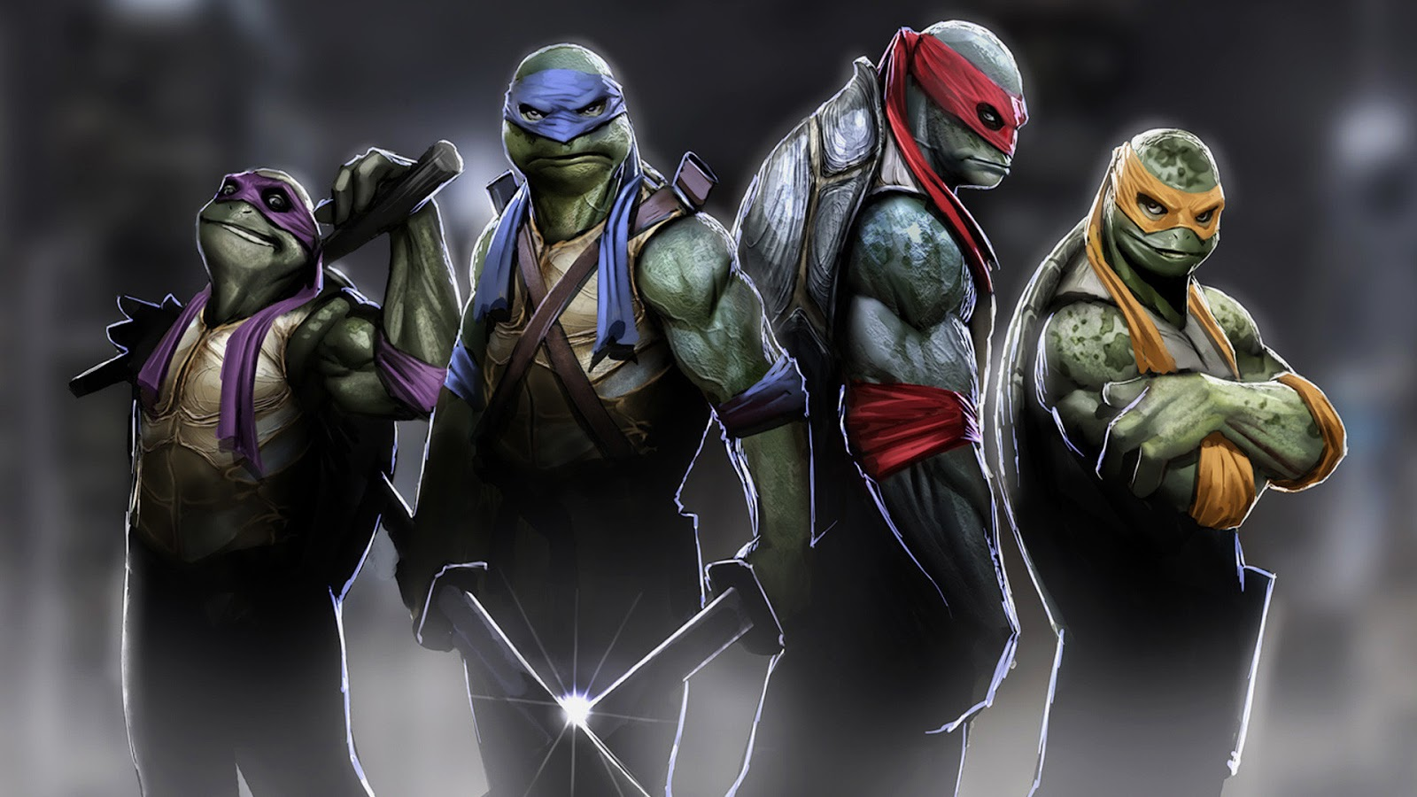 FanFic Gala Ensemble: Teenage Mutant Ninja Turtles