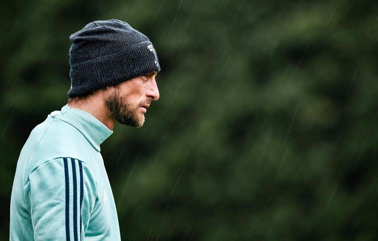 "Stefano Marchisio: ""Claudio je sretan u Juventusu"""