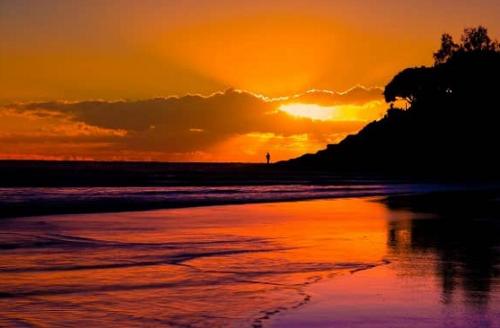 Menikmati Indahnya Sunset and Sunrise
