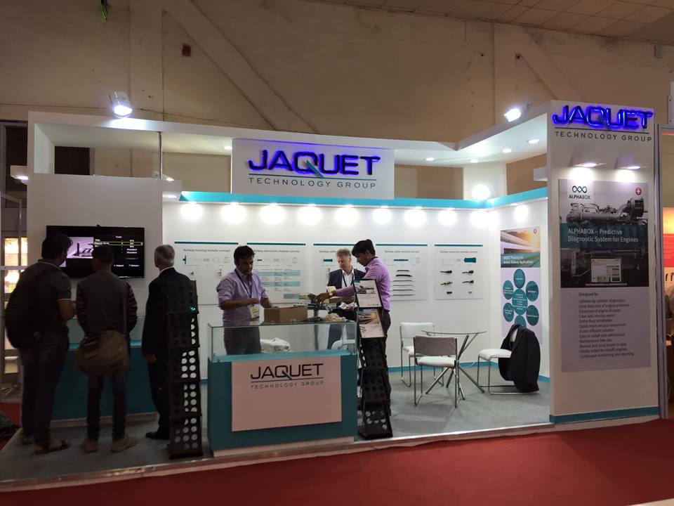 Exhibition Booth Fabrication : Exhibition stall fabricator