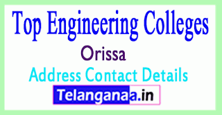 Top Engineering Colleges in Orissa