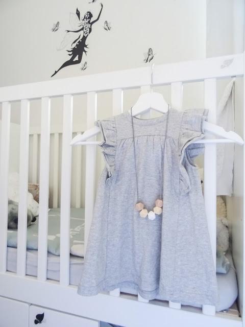 Lastenvaatteet, neutraalit värit, neutraalit lastenvaatteet, retrokuosi, H&M, Lindex, Kapp Ahl Newbie