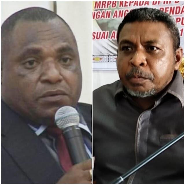 Jimmy Ijie Katakan Orang Papua Malas, Ketua MRPB Kecewa