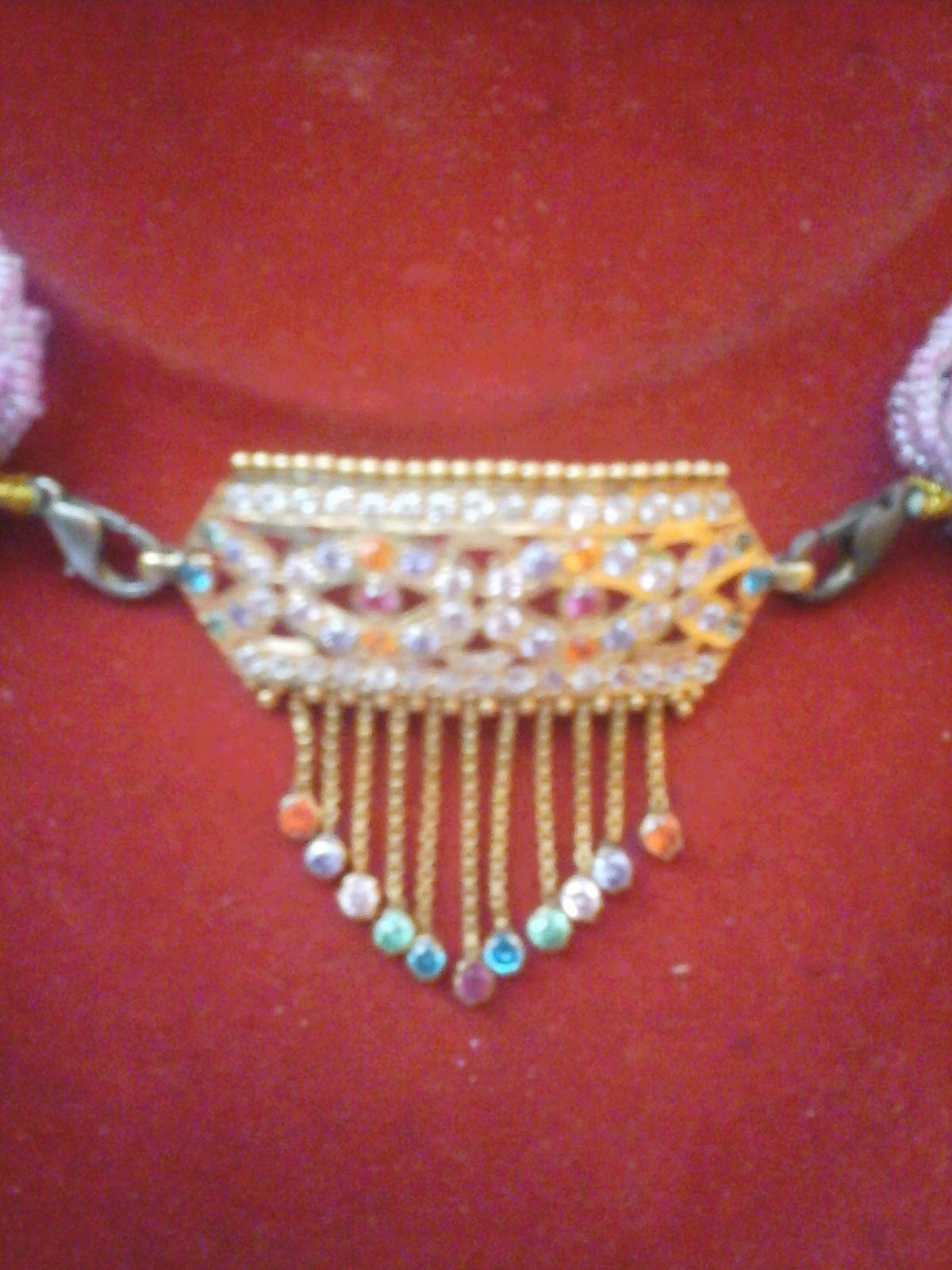 Latest Design Of Rajputi Gold Necklaces 2016 Culture Of - Rajasthani Jewellery Designs Catalogue