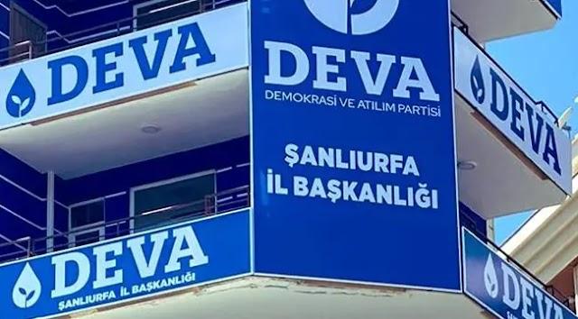 Bozova DEVA Parti'sine tanıdık isim