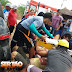 Duas pessoas ficam feridas após capotamento na BR 230 nesta quarta-feira