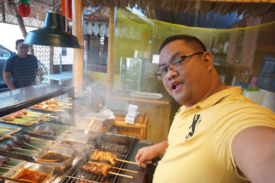 Kalami Cebu, Food Blog, Cebu Food Blog, June 2016, Makan Ahooy, Cio's Street Food, Carlo Andrew Olano, Selfie