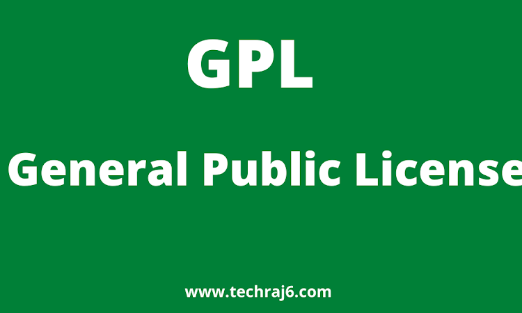 GPL full form,what is the full form of GPL