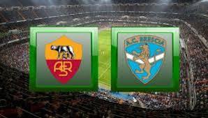 مباراة روما وبريشيا