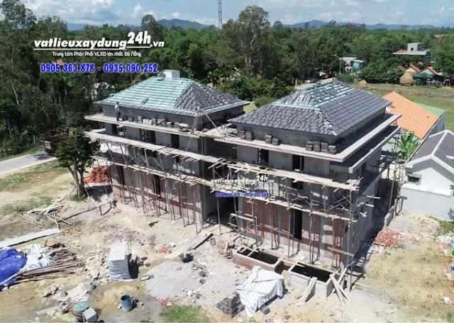 Công ty Hưng Gia Bình - Nhà thầu thi công mái ngói trọn gói chuyên nghiệp
