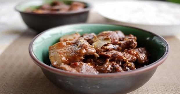 Binagoongan Pork Adobo Recipe