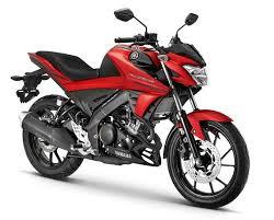 Yamaha Vixion Red Color