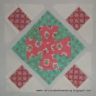 Moore About Nancy Lady Of The Lake Quilt Block