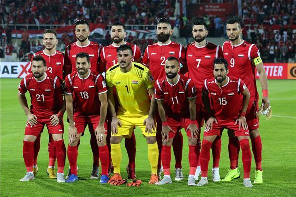 مشاهدة مباراة سوريا وجزر المالديف