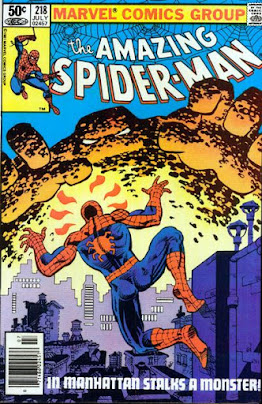 Amazing Spider-Man #218