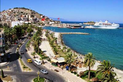 Kusadasi, Pulau Unik Turki