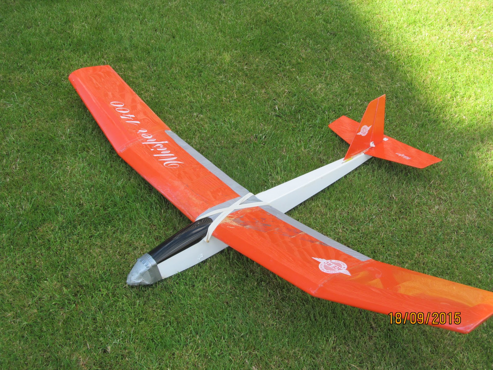 Slope Soaring Sussex: Plan Built Gliders Kits