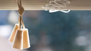 Dangling cords pose a safety risk to young children