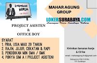 Loker Surabaya di Mahar Agung Group Juli 2020
