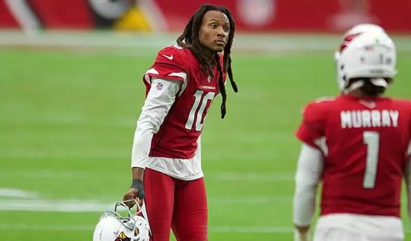 Arizona Cardinals wide receiver DeAndre Hopkins