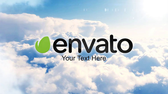 Clouds Intro (VideoHive – 10214083)