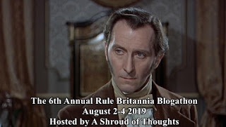 The 6th Annual Britannia Blogathon
