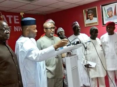 Presidency plans to arrest deputy senate president, ex-PDP governors - PDP senators reveal
