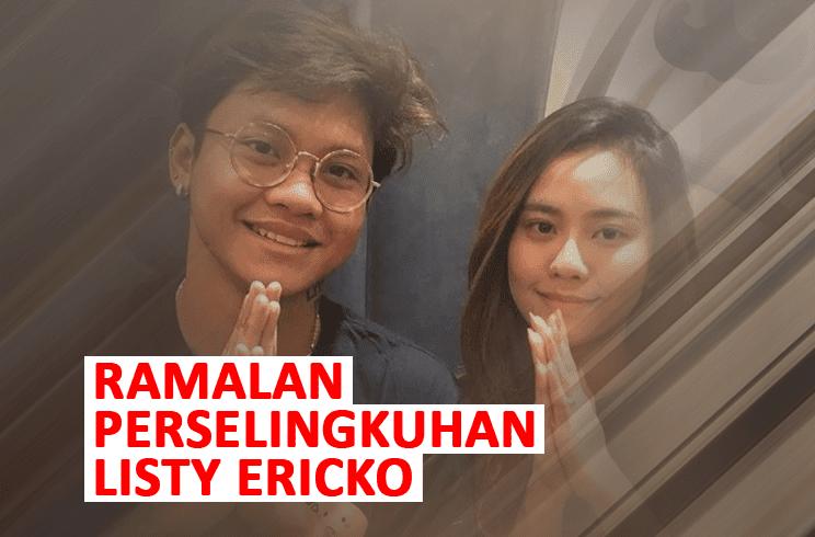 Perselingkuhan Listy Ericko