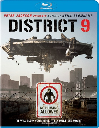 District 9 (2009) Dual Audio Hindi Bluray Movie Download