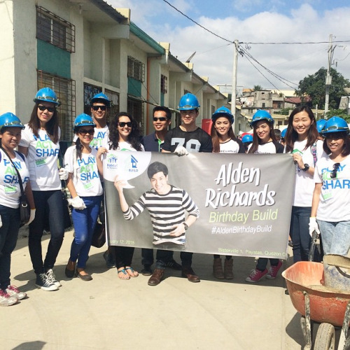 Alden-Birthday-Build-Habitat-For-Humanity-Philippines