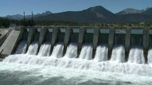 factors that influence the location of hydroelectric power schemes include;rivers that flows through narrow valley