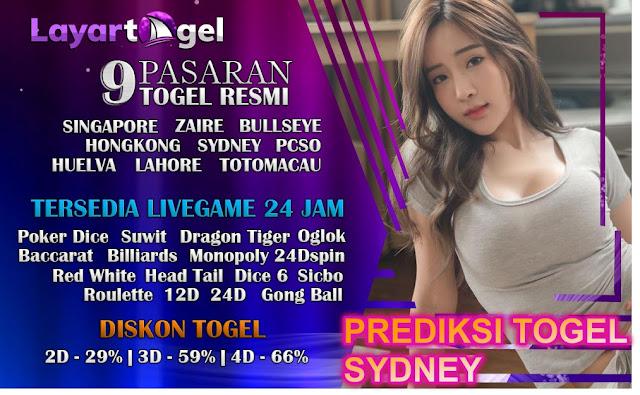Prediksi Angka TOGEL Sydney Kamis 28 November 2019