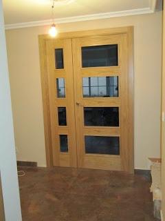 Instalación de puertas interiores