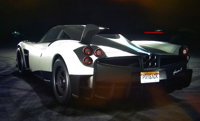 Игра Need For Speed Payback - Pagani Huayra BC