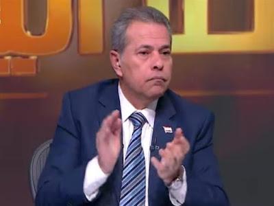 """توفيق عكاشة: """"ربنا وهبني نعمة التوقع السليم للأحداث"""""""