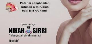 """Heboh Situs Nikahsirri.com """"Layanan Lelang Perawan"""" Tampilkan Gambar-gambar Por*o, Konsep Mirip Nikah Mut'ah Syiah"""