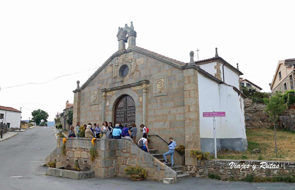 Ermita del Cristo del Caño, El Barco de Ávila