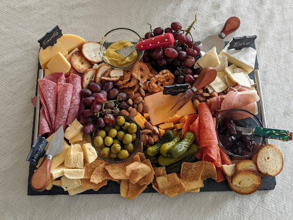 #TastyTuesday How To Build A Charcuterie Board - Just In Time For The Holidays!
