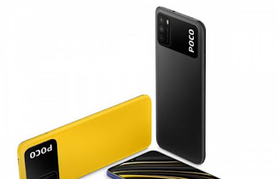 هاتف Poco M3 الجديد من شاومي