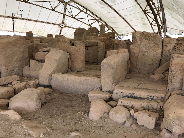 Hagar Qim Malta temples