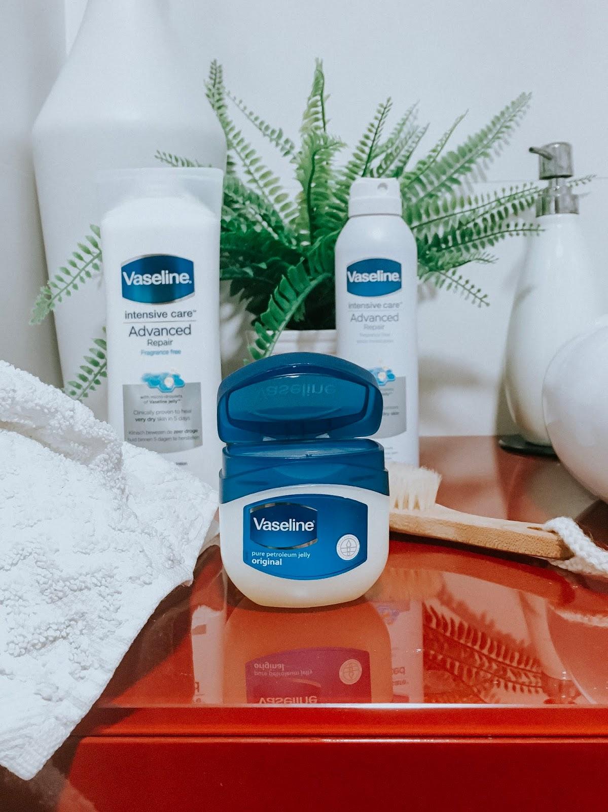 Vaseline propiedades y usos