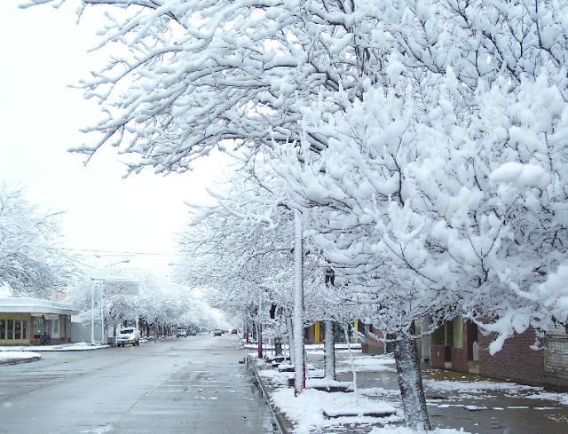 Inverno em Córdoba