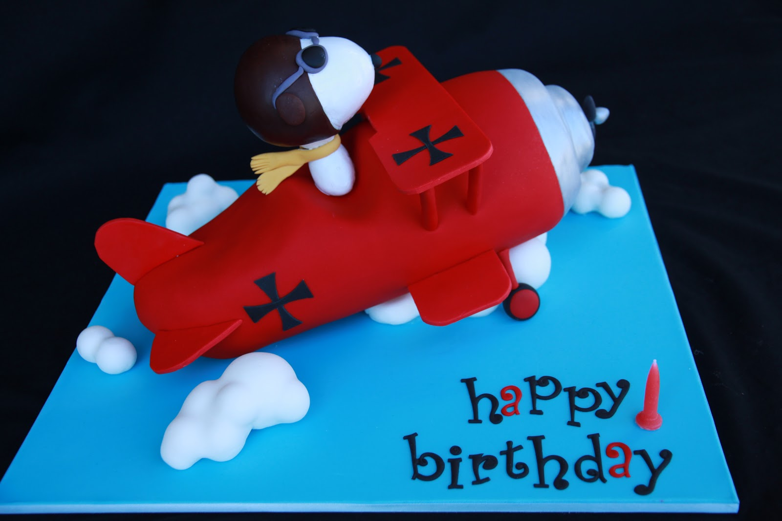 Cake Snoopy Cake Ideas And Designs