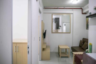 Kondisi Unit di Rumah Susun Sederhana dengan DP 0 Rupiah