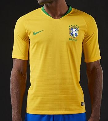 3564fecd23 Time estreia uniforme azul em amistoso contra a Rússia no próximo dia 23. A Seleção  Brasileira ...
