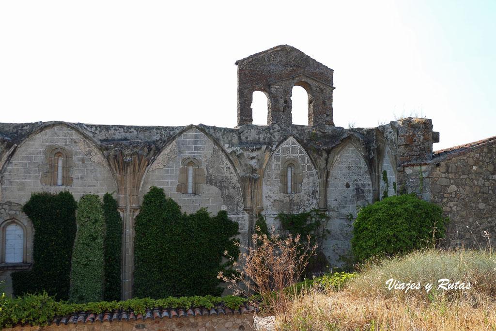Ruinas del monasterio de S Francisco el Real de la Coria de Trujillo