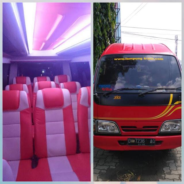 Travel Ke Lampung Dari Tangerang
